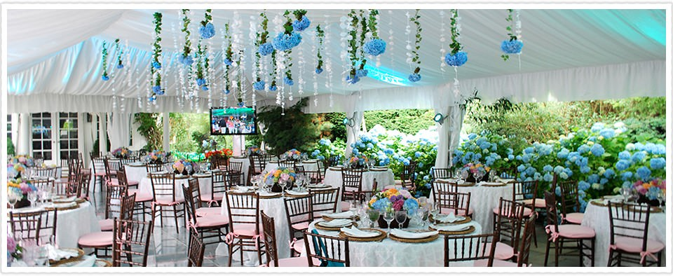 Modern and Classy Outdoor Event