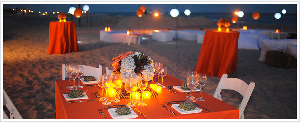 Outdoor Event in The Hamptons